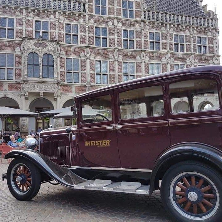 HEISTER Hochzeitsauto in Bocholt