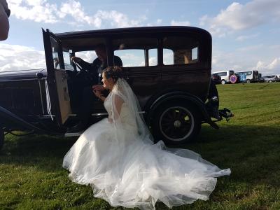 HEISTER Hochzeitsauto